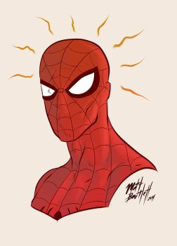 Spidey by Karbacca