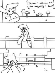Herobrine page 9 by Gameaddict1234