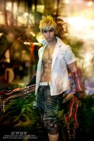 Sun Wukong Cosplay- RWBY - I Don't Even... by JFamily