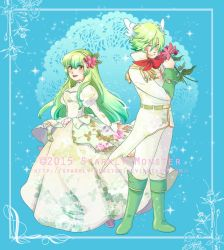 Shaymin tale by Sparkly-Monster