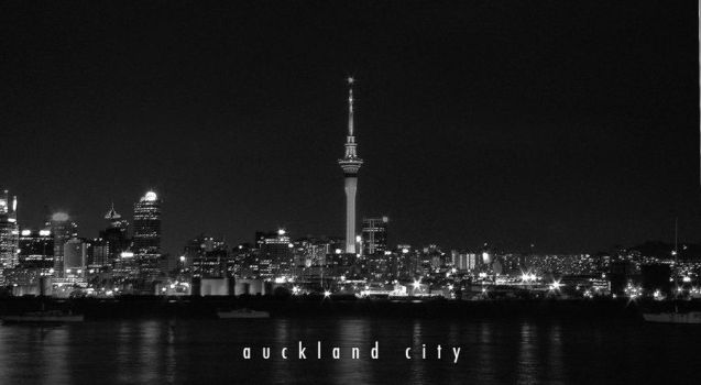 Auckland City, City of Sails by Envy07