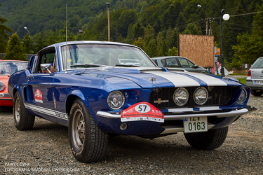 1967 Ford Mustang Shelby GT350 by pawelsky