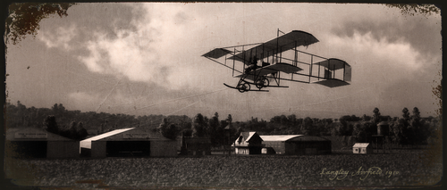 Those Magnificent Men in their Flying Machines by Six-Kings