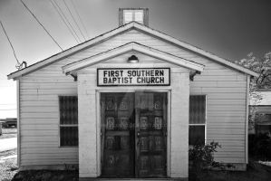 First Southern Baptist by maxlake2