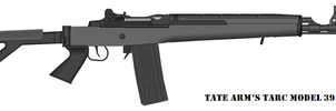 Tate Arm's Model 39 TARC Prototype by GeneralTate