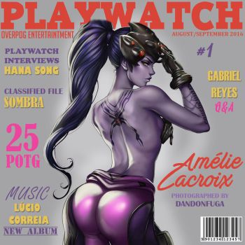 PLAYWATCH #1 by manusogi