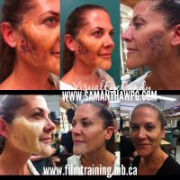 Film Training Manitoba SPFX class by VisualEyeCandy