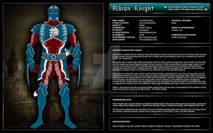 Albion Knight by MadJack-S