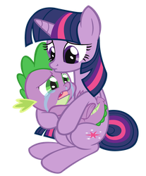 Crying like a baby by QueenCold