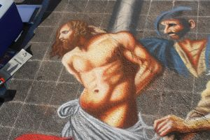 Street Painting Festival in Orcutt by la-sirena