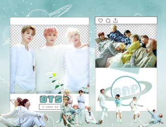 Pack Png 1496 // BTS (Season Greeting 2019) by BEAPANDA