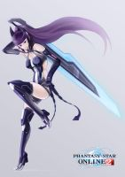 PSO2 by minusion