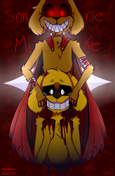 sonrie mike :) by kate-painter