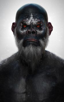 The Mad Monkey by synthesys