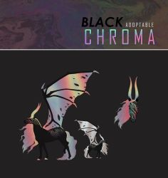 Black Chroma - Available - PRICE REDUCED! by Cadavroux
