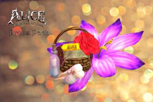 Alice Madness Returns: Props Pack by Brusya