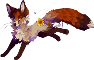 FERAL: Saffron by woodelands