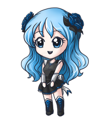 Chibi Bella by Hero-of-Awesome