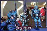 The Guyver Wai-Con 2011 by electricTurbine