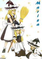Marisa Request by No-Face-girl
