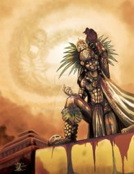 Sacerdote loco by Cesar-fps
