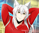 Inuyasha by Orion-Cross