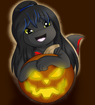 Pumpkin Child (contest) by LupaChu