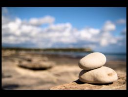 Pebbles by Andy-Stewart