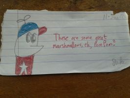 Homestar's first line from his first animation by jakelsm