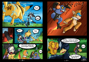 Riolu is Born - Page 7-8