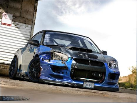 Project Time Attack by braver-art