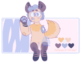 embrace of the sea - CLOSED ADOPT by Bluedash24theGamer