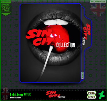 Sin City Collection1 by Loki-Icon
