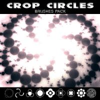 Crop circles_brushes pack by solenero73