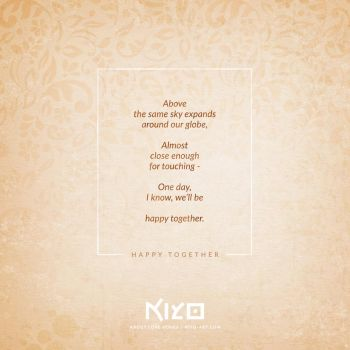 Happy Together by Kiyo-Poetry
