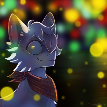 GIFT: Colour in the night by TwistedEerie