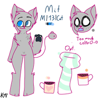 Mit | Refrence Sheet by PasteIPizza
