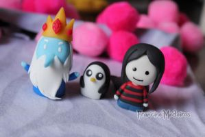 Adventure time - hora de aventura by theredprincess