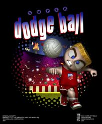 Super Dodge Ball by chinopisces