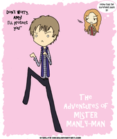 Rory is Manly by starlite-decay