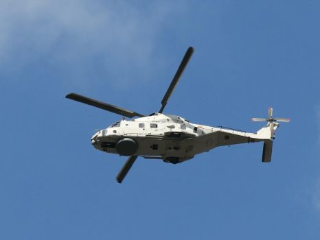 Belgian Air Component NH-90 NFH by kanyiko