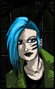 Panel: Terri For Chapter 7 by QueenCordite
