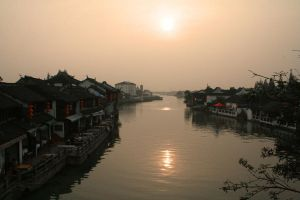 Zhujiajiao Rivertown by Sarita37
