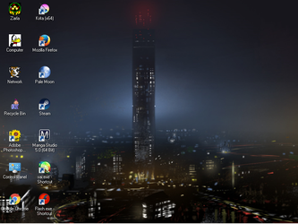City Type Desktop by zarla