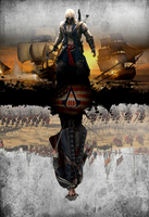 Assassin's Creed III Poster by Raidriar93