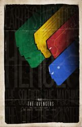 the avengers by RyanLuckoo