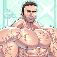 Healthy Bread: Frank McGrath by TheFabulousCroissant