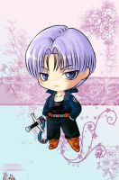 Trunks:3 by Shizuo-Kusanagi