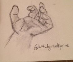 Hand practice by Wolf--Prime