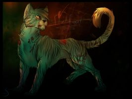 Request: Flintfoot- What Was Left Behind by Leapingspirit